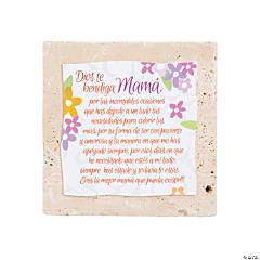 Mama Spanish Sentiment Plaque