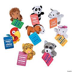 Management Mates Stuffed Animals
