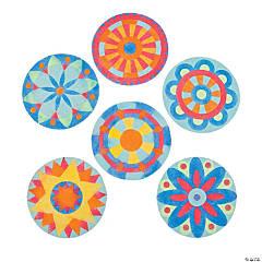 Mandala Sand Art Pictures - 24 Pc.
