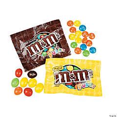 M&M's<sup>®</sup> Fun Size Milk Chocolate & Peanut Candy Mix