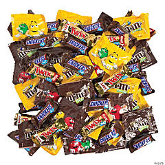 M&M<sup>®</sup> Mars<sup>®</sup> Kids' Favorites<sup>™</sup> Chocolate Candy