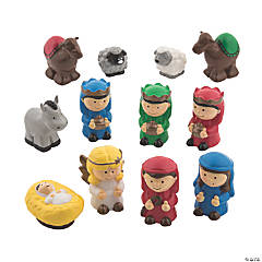Manger Minis Surprise Blind Bags