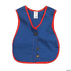 Manual Dexterity Button Vest