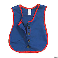 Manual Dexterity Combo Zipper/Button Vest