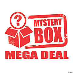 Mardi Gras Bead Necklace Mystery Box