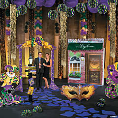 Mardi Gras Grand Event Party Supplies
