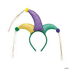 Mardi Gras Jester Headbands