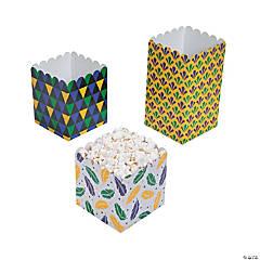 Mardi Gras Popcorn Boxes