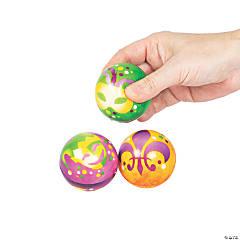 Mardi Gras Stress Balls