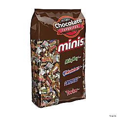 MARS Chocolate Mini Bars Variety Mix - 67.20oz bag