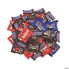Mars Mixed Chocolate Fruity Confection Fun Size