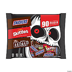 Mars® Chocolate Favorites & Skittles® Fun Size Variety Candy Packs