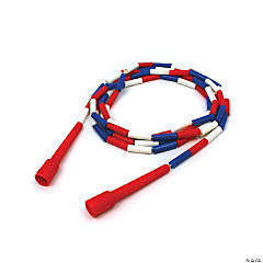 Martin Sports Segmented Plastic Jump Rope, 10', Pack of 6