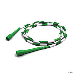 Martin Sports Segmented Plastic Jump Rope, 7', Pack of 12