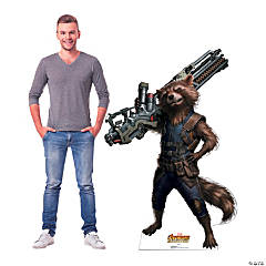 Marvel Avengers: Infinity War™ Rocket Raccoon Stand-Up