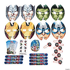 Marvel Comics The Avengers™ Favor Pack
