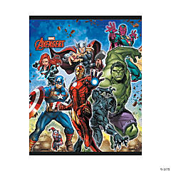 Marvel Comics The Avengers™ Plastic Loot Bags