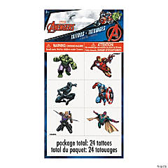 Marvel Comics The Avengers™ Temporary Tattoos