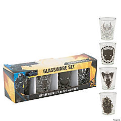Marvel's Black Panther™ Mini Glass Set