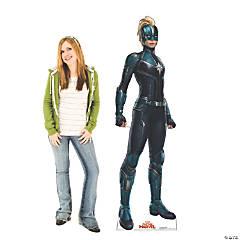 Marvel's Captain Marvel™ Starforce Captain Marvel with Mask Stand-Up