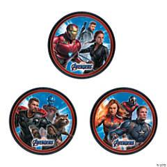 Marvel's The Avengers: Endgame™ Paper Dessert Plates