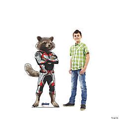 Marvel's The Avengers: Endgame™ Quantum Suit Rocket Raccoon Stand-Up