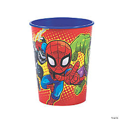 Marvel Superhero Plastic Favor Tumbler