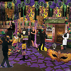 Masquerade New Orleans Grand Decorating Kit