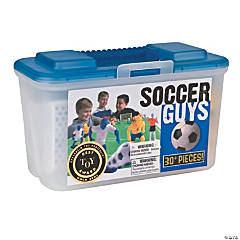 MasterPieces Soccer Guys Sports Action Figures