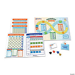 Math Readiness Learning Center - Hundred Counting Chart, Grades 1-2