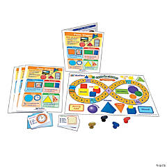 Math Readiness Learning Center, Plane Shapes, Grades 1-2