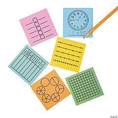 Math Sticky Notes