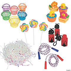 May Day Basket Kit for 12