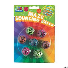 Maze Bouncy Balls