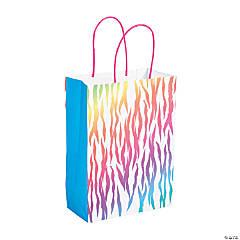 Medium Amazing Animal Kraft Paper Gift Bags