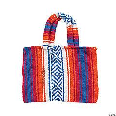 Medium Authentic Mexican Falsa Tote Bag