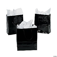 Medium Black Gift Bags