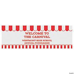 Medium Carnival Custom Banner