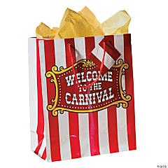 Medium Carnival Gift Bags with Tags