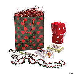 Medium Casino Pre-Filled Gift Bags