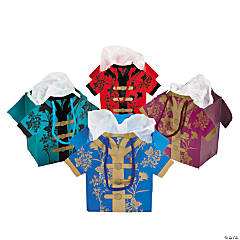 Medium Chinese Shirt Gift Bags