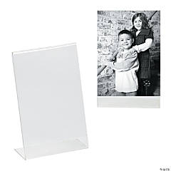 Medium Clear Picture Frames