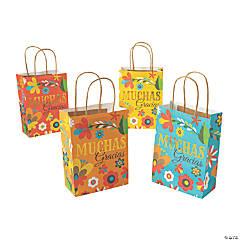 Medium Fiesta Muchas Gracias Gift Bags