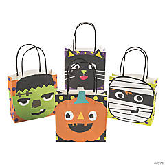 Medium Ghoul Gang Halloween Gift Bags