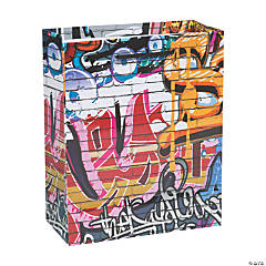 Medium Graffiti Gift Bags