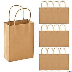 Medium Kraft Paper Gift Bags