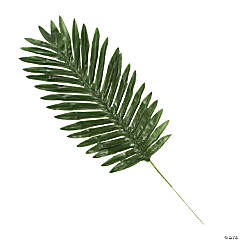 Medium Polyester Palm Leaves