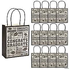 Medium Rad Grad Gift Paper Bags