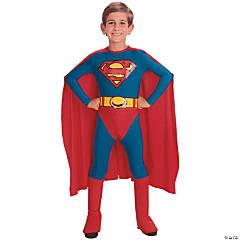 Medium Superman Costume for Boys