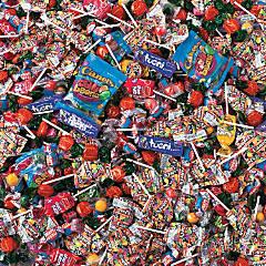 Mega Authentic Piñata Candy Assortment